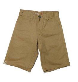 Altamont Altamont S. Baca sig. Chino Shorts - Khaki  (size 28)