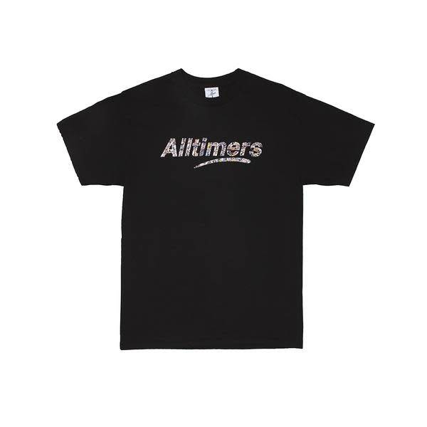 Alltimers Alltimers Crowd T-shirt - Black