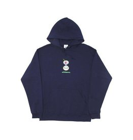 Alltimers Alltimers Scented Hoodie - Navy (size Large)