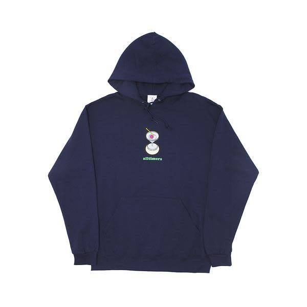 Alltimers Alltimers Scented Hoodie - Navy