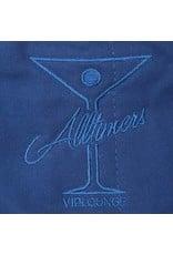 Alltimers Alltimers Delivery Vest - Blue/Red (size Large or X-Large)