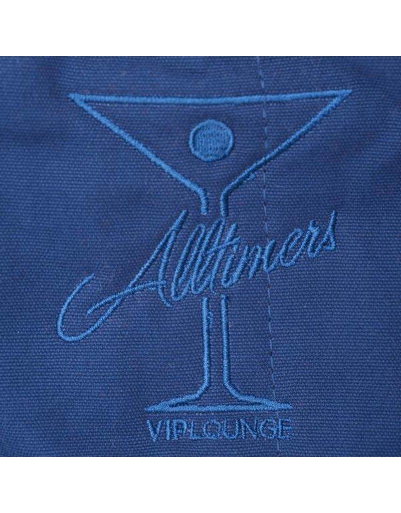 Alltimers Alltimers Delivery Vest - Blue/Red (size Large)