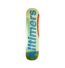 Alltimers Alltimers Shiny Limes Logo Deck - 8.0