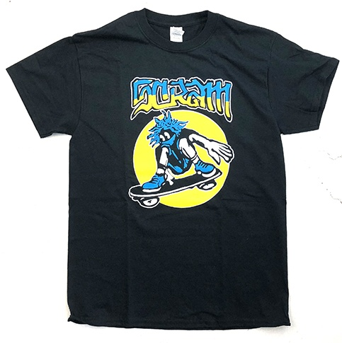 Scram Scram Skook T-shirt - Black