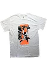 Scram Scram Heels T-shirt - White