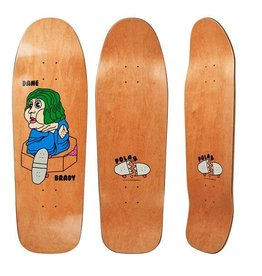 Polar Polar Dane Brady Bacon Hair Deck - Dane1 Shape 9.75 x 31.375