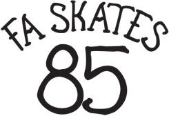 FA Skateboard Shop since 1985