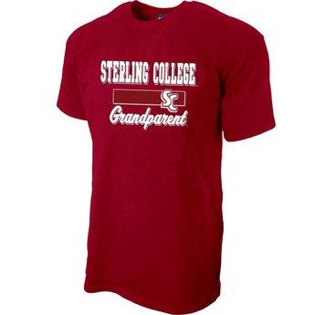 Blue 84 Grandparent T-Shirt - Cardinal Red -