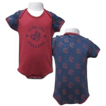 Contrast Diaper Shirt (Onesie)