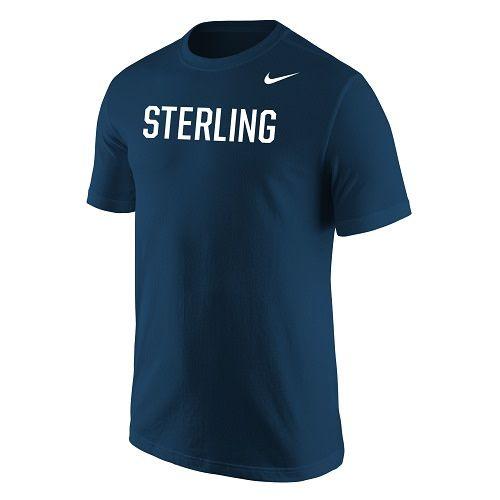 Nike Core Short Sleeve Tee - Navy Blue -