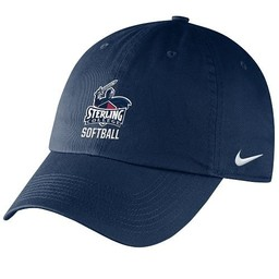 Nike Campus Cap, Softball, Navy Blue