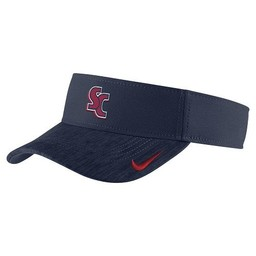 Nike Sideline Aero Visor, Navy Blue