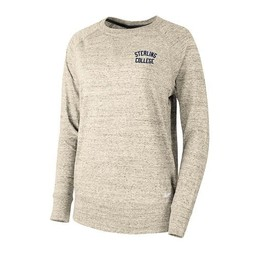 Nike Gym Vintage Crew - Oatmeal Heather -