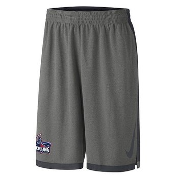 Nike Dribble Drive Short - Anthracite Grey -