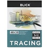 BLICK TRACING PAPER, 9X12, 50CT