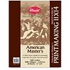 AMERICAN MASTER'S MULTICOR PRINTMAKING PAD 11X14