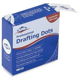 Alvin Professional Drafting Dots Box/500