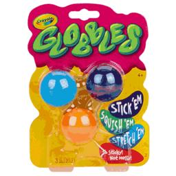 Crayola Globbles Squishy Balls