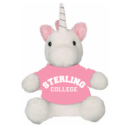 Varsity Line Plush Unicorn