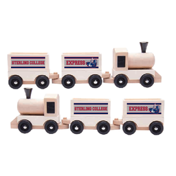 Varsity Line Wooden Toy Train