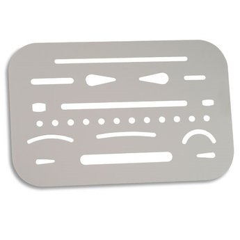 A&W Products Erasing Shield