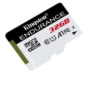 Kingston High Endurance 32 GB microSDHC