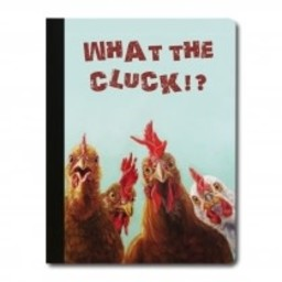 Tree-Free What the Cluck Eco Composition Book