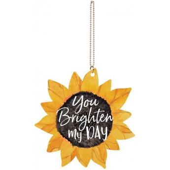 Key Charm-You Brighten My Day