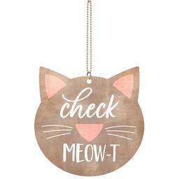 Key Charm-Check Meow-t