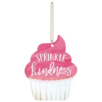Key Charm-Sprinkle Kindness