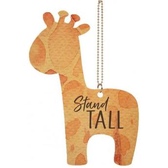 Key Charm-Stand Tall