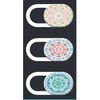 Blockerz Camera Covers Mandala