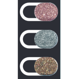 Blockerz Camera Covers Sparkle