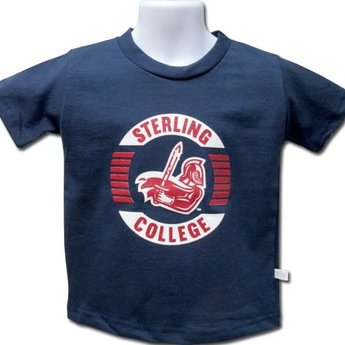 Toddler Tee - Navy Blue