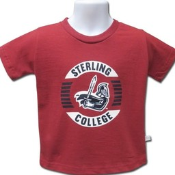 Toddler Tee - Cardinal Red