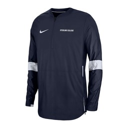 Nike Lightweight Coach Jacket - Navy & White