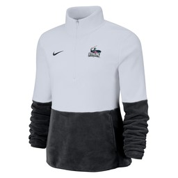 Nike Micro Fleece Half Zip - Black & White
