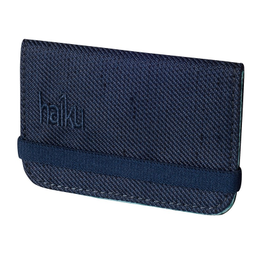 Haiku RFID Mini Wallet - Midnight