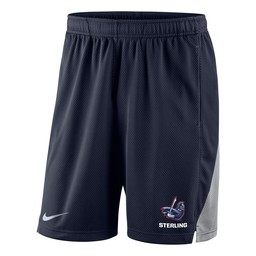 Nike Franchise Short - Navy Blue & Grey