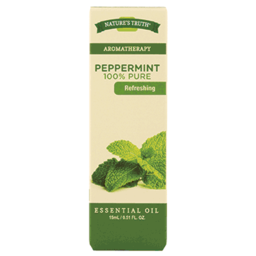 Nature's Truth Aromatherapy Oil, 15 ml Bottle, Peppermint