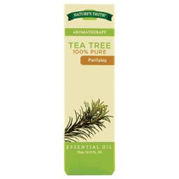 Nature's Truth Aromatherapy Oil, 15 ml Bottle, Tea Tree