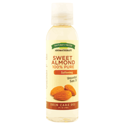 Nature's Truth Sweet Almond Base Oil, 4 oz. Bottle