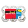 Scotch Heavy Duty Shipping Packaging Tape, 6-Rolls