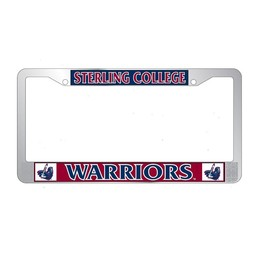 License Frame, Warriors