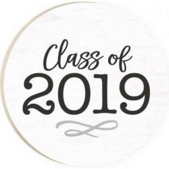 Car Coaster-Class of 2019