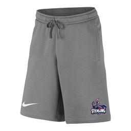 Nike Club Fleece Short - Dark Heather