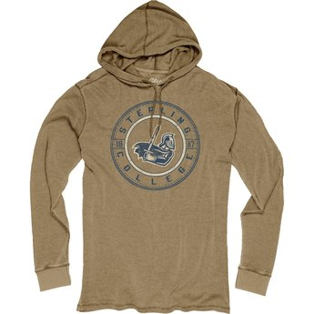 Blue 84 Burnout Thermal Hood - Sand