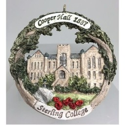 Hestia Cooper Hall Ornament