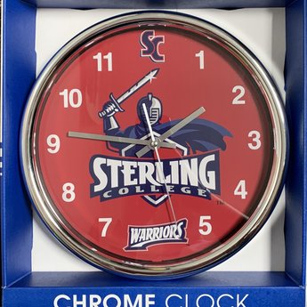 WinCraft SC Wall Clock