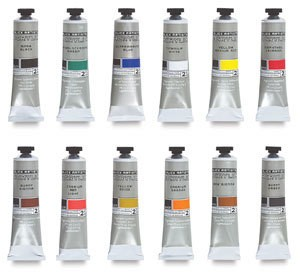 Blick Artists' Acrylic — 12-Color Set
